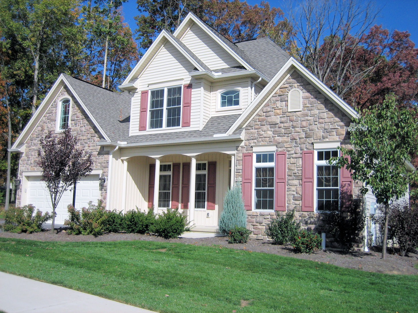 Coventry place for State college home builders